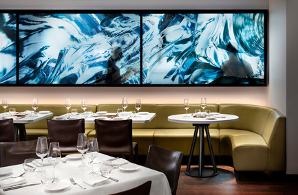 Press kit | 1048-11 - Press release | +tongtong Renovates the Famed Restaurant, Nota Bene in Downtown Toronto - +tongtong - Commercial Interior Design - Photo credit: Lisa Petrole