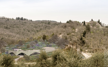 Press kit | 2219-01 - Press release | Winery in Chianti - IB Studio _ Arch. Invernizzi & Bonzanigo - Commercial Architecture - landscape - Photo credit: IB Studio _ Arch. Invernizzi & Bonzanigo