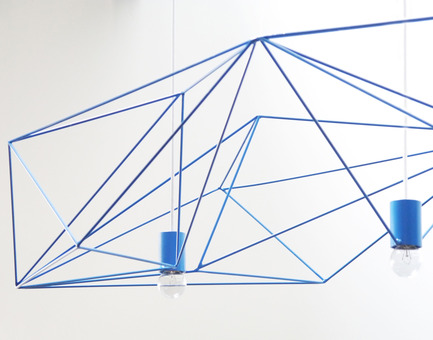 Dossier de presse | 2141-01 - Communiqué de presse | Objetik:Boutique. Design. Québec. - Objetik - Design industriel - Lampe Crystalline - Crédit photo : Simon Johns
