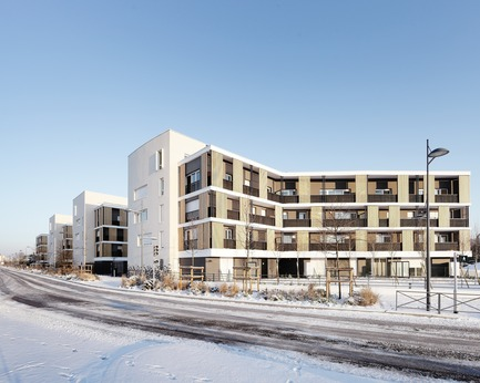 Press kit | 1052-03 - Press release | Bonneuil site Cotton – Recover the city - Margot-Duclot architectes associés (MDaa) - Residential Architecture - Photo credit: David Foessel
