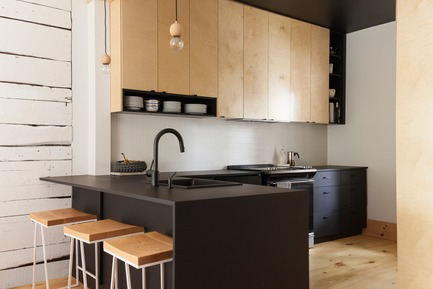Press kit   2242-01 - Press release   Lévesque Project - Mélissa Ohnona Design - Residential Interior Design - Photo credit: Maxime Brouillet