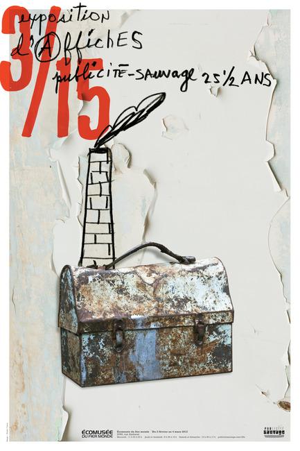 Press kit | 748-07 - Press release | À voir cet été : l'exposition 16 affichistes célèbrent Publicité Sauvage conçue et réalisée par le Centre de design de l'UQAM et Publicité Sauvage - Centre de design de l'UQAM - Évènement + Exposition - Louise Marois (Studio T-Bone)