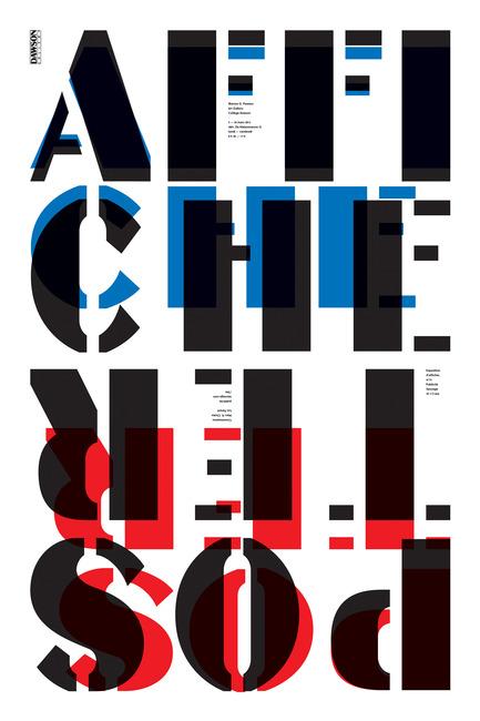 Press kit | 748-07 - Press release | À voir cet été : l'exposition 16 affichistes célèbrent Publicité Sauvage conçue et réalisée par le Centre de design de l'UQAM et Publicité Sauvage - Centre de design de l'UQAM - Évènement + Exposition - Anouk Penel et Raphaël Daudelin (FEED)