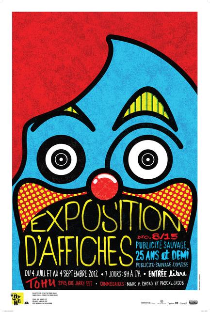 Press kit | 748-07 - Press release | À voir cet été : l'exposition 16 affichistes célèbrent Publicité Sauvage conçue et réalisée par le Centre de design de l'UQAM et Publicité Sauvage - Centre de design de l'UQAM - Évènement + Exposition - Tania Chiarotto (Labourlab)