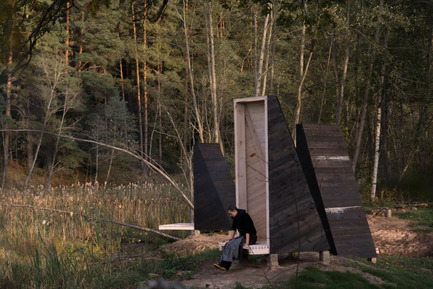 Press kit   2273-01 - Press release   Gapahuk - Bjørnådal Arkitektstudio - Landscape Architecture - Photo credit: Lidija Kaleiniokovaite