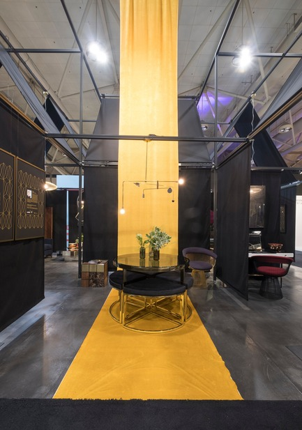 "Press kit | 877-10 - Press release | MOBILIA Brings the Roaring Twenties to IDS17 in Toronto and Takes Home   ""Best Booth Design Gold Award"" - MOBILIA - Lifestyle - Photo credit: André Rider"