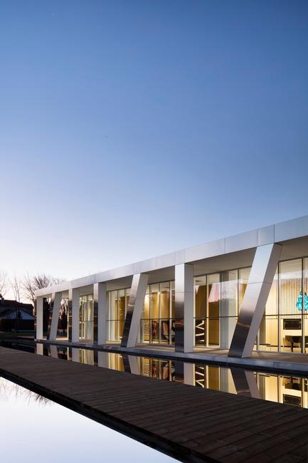 Press kit | 673-17 - Press release | Les lauréats de la 10e édition des GRANDS PRIX DU DESIGN sont… - Agence PID - Évènement + Exposition -         PRIX SPÉCIAL HORS CATÉGORIE <br>Centre d'art Diane-Dufresne <br>Acdf* Architecture - Photo credit: Adrien Williams
