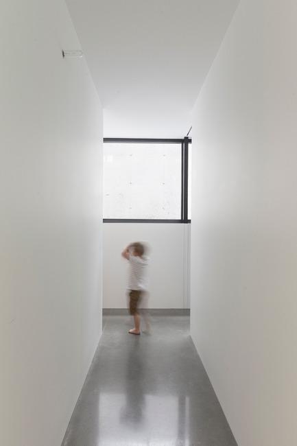 Dossier de presse | 1113-06 - Communiqué de presse | Maison Lagarde - la SHED architecture - Architecture résidentielle - Sous-sol - Crédit photo : Maxime Brouillet