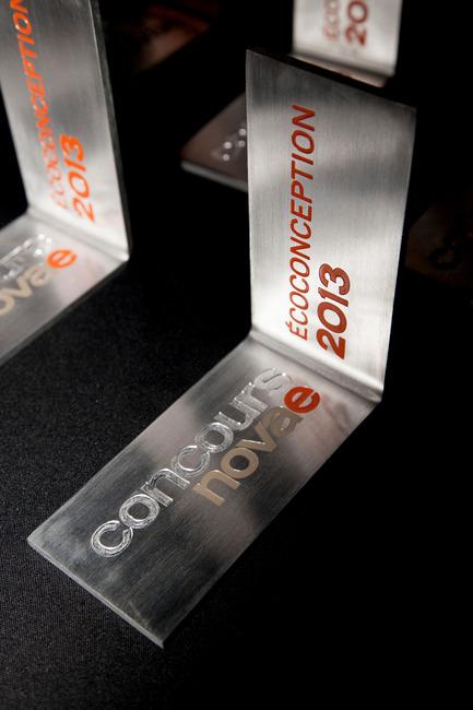 Press kit | 885-04 - Press release | Troisième édition du Concours québécois en écoconceptionEt les entreprises gagnantes sont… - Novae - Concours - Photo credit: Patrice Lamoureux