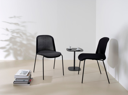 Dossier de presse | 1165-07 - Communiqué de presse | New Design Products from Offecct - Offecct - Product - The new chair Sheer by Monica Förster - Crédit photo : Offecct