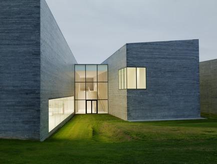 Press kit | 2276-03 - Press release | ArchiDesignclub Awards 2017 - ArchiDesignclub by Muuuz - Architecture institutionnelle - Lauréat dans la catégorie Musées, espaces d'exposition : Musée du Verre contemporain, Sars-Poteries (59) - W-Architectures - Photo credit: W-Architectures