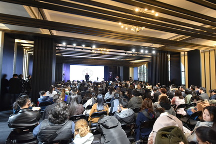 Press kit | 1594-04 - Press release | Asia's Leading Design Event Opened its Doors Yesterday to Record Crowds - Design Shanghai - Event + Exhibition - Design Shanghai Forum in association with KOHLER and AD China_2 - Photo credit: Design Shanghai