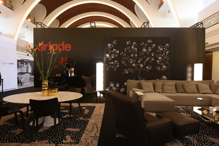 Press kit | 1594-04 - Press release | Asia's Leading Design Event Opened its Doors Yesterday to Record Crowds - Design Shanghai - Event + Exhibition - Driade stand @ Design Shanghai - Photo credit: Design Shanghai