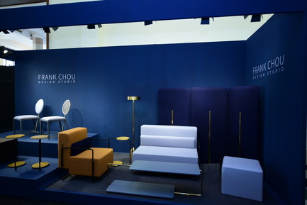 Press kit | 1594-04 - Press release | Asia's Leading Design Event Opened its Doors Yesterday to Record Crowds - Design Shanghai - Event + Exhibition - Frank Chou Design Studio stand @ Design Shanghai - Photo credit: Design Shanghai