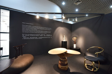 Press kit | 1594-04 - Press release | Asia's Leading Design Event Opened its Doors Yesterday to Record Crowds - Design Shanghai - Event + Exhibition - Perfect Design Projects, co-founded by Jean Marc Decrop and Morgan Morris - Photo credit: Design Shanghai