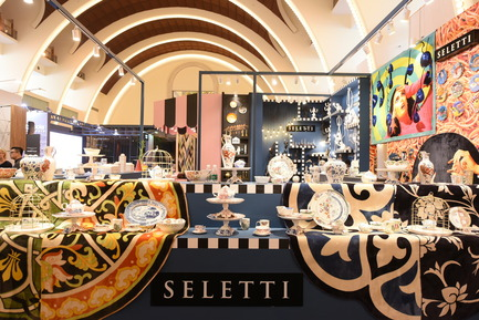 Press kit | 1594-04 - Press release | Asia's Leading Design Event Opened its Doors Yesterday to Record Crowds - Design Shanghai - Event + Exhibition - Seletti stand @ Design Shanghai - Photo credit: Design Shanghai
