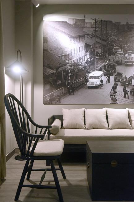 Press kit | 2264-03 - Press release | City Inn (Chengdu Kuanzhai Alley) - Chu Chih-Kang Space Design - Commercial Interior Design - Guestroom - Photo credit: Chu Chih-Kang