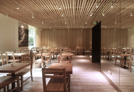 Press kit | 2264-03 - Press release | City Inn (Chengdu Kuanzhai Alley) - Chu Chih-Kang Space Design - Commercial Interior Design - Restaurant - Photo credit: Chu Chih-Kang