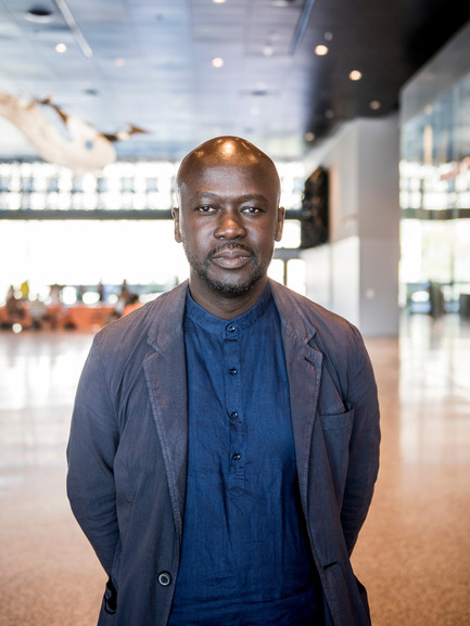 Press kit | 2092-03 - Press release | Sir David Adjaye Featured at Dwell on Design 2017 - Dwell on Design - Event + Exhibition - Sir David Adjaye - Photo credit: Alex Fradkin