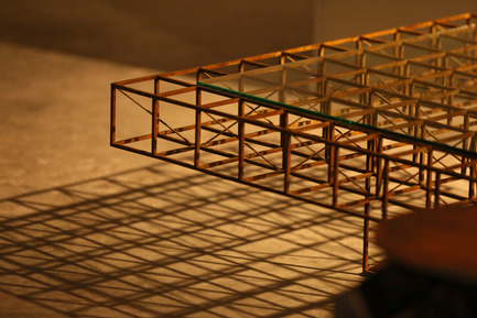 Press kit | 1834-13 - Press release | Design Days Dubai Completes its Sixth and Most Successful Edition in its New Location, d3 - Design Days Dubai - Event + Exhibition - DDD2017_Jorjuk Structure by Coalesce Design Studio - Photo credit: Image Courtesy of Design Days Dubai