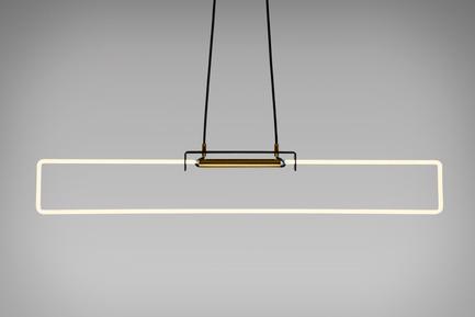 Press kit | 2375-01 - Press release | D'Armes Luminaires Exhibit at SBODIO32 During Milan Design Week - d'Armes Luminaires - Lighting Design - RA Pendant - Photo credit: Jean-Sébastien Senécal