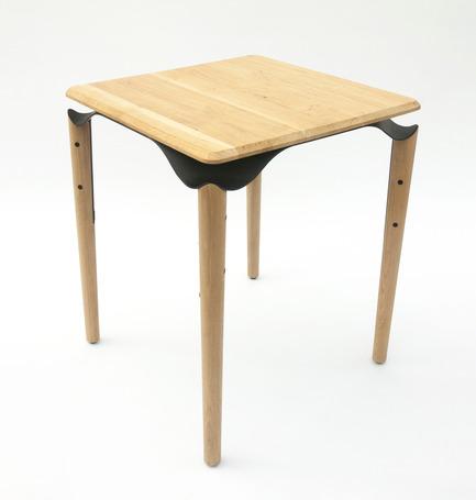 Press kit | 2425-01 - Press release | Trapesi - The Bistro Table Reimagined - Phebos Xenakis - Industrial Design - Trapesi-1 - Photo credit: Nathan Devreese