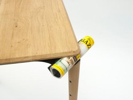 Press kit | 2425-01 - Press release | Trapesi - The Bistro Table Reimagined - Phebos Xenakis - Industrial Design - Trapesi-6 - Photo credit: Nathan Devreese