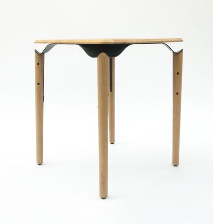 Press kit | 2425-01 - Press release | Trapesi - The Bistro Table Reimagined - Phebos Xenakis - Industrial Design - Trapesi-7 - Photo credit: Nathan Devreese