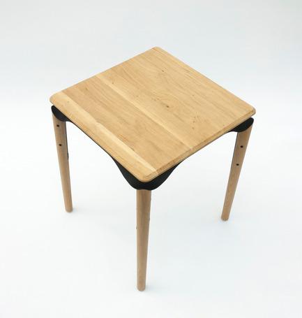 Press kit | 2425-01 - Press release | Trapesi - The Bistro Table Reimagined - Phebos Xenakis - Industrial Design - Trapesi-9 - Photo credit: Nathan Devreese