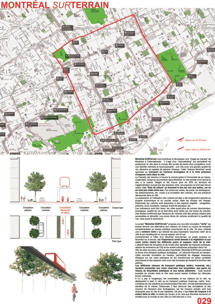 Press kit | 2511-01 - Press release | Proposals and Winners of the 2017 Morph.o.polis Call for Ideas - Morph.o.polis - Competition - Montréal Surterrain - Photo credit: Martin Plante, Ester Del Peral