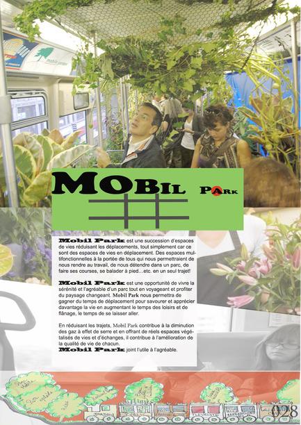 Dossier de presse | 2511-01 - Communiqué de presse | Les propositions et lauréats de l'édition 2017 du concours d'idées Morph.o.polis - Morph.o.polis - Concours - MobilPark - Crédit photo :  Maya Gana