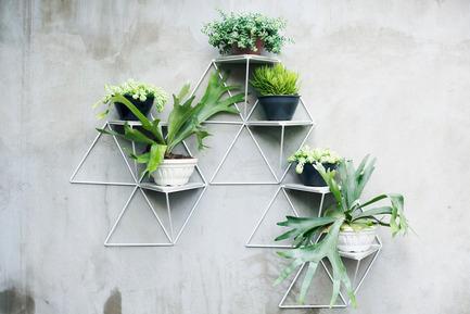 Press kit | 2440-01 - Press release | Garden Modules by Luisa+Lilian Parrado - Luisa + Lilian Parrado - Competition -  Garden Module #1_three modules composition - Photo credit: Bruna Hosti