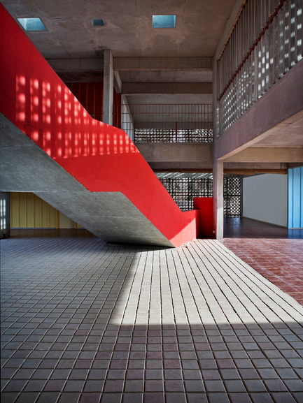 Dossier de presse | 1080-02 - Communiqué de presse | International Awards shortlist announced - INSIDE: World Festival of Interiors - Competition - DPS Kindergarten School, India<br>by Khosla Associates