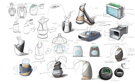 Press kit | 2493-01 - Press release | Sprout - SHIYU GUO - Industrial Design - Photo credit: Raymond (Shiyu Guo)