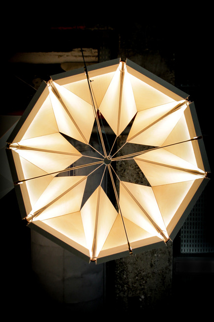 Press kit | 2489-01 - Press release | inMOOV - Studio Nina Lieven - Lighting Design - inMOOV white closed - Photo credit:  James Wendlinger 2016