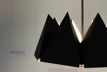 Press kit | 2489-01 - Press release | inMOOV - Studio Nina Lieven - Lighting Design - inMOOV balck - Photo credit:  James Wendlinger 2016