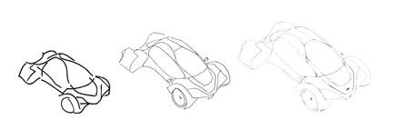 Press kit | 2234-02 - Press release | Dubai based Designer Niko Kapa wins Top Prize at European Product Design Awards - Studio Niko Kapa - Industrial Design -  Audi Cetus - idea development  - Photo credit: Studio Niko Kapa