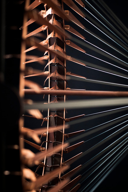 Press kit | 2110-03 - Press release | Copper in Motion - Larose Guyon - Art - Photo credit: Larose Guyon inc.
