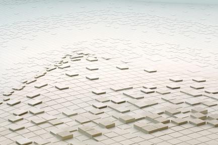 Press kit | 2506-02 - Press release | Tile Award 2017 - AGROB BUCHTAL and AIT-Dialog - Competition - Detailof Learning Landscapes, designed by Marieke Kums (The Netherlands)for Tile Award 2014 - Photo credit: Jochen Stüber