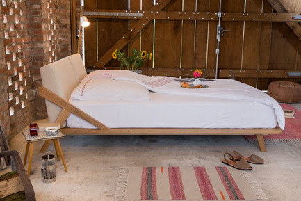 Press kit   2586-01 - Press release   Award-Winning Nordic Space Furniture Collection - ellenberger - Product -  Nordic Space Bed, Design by Jannis Ellenberger  - Photo credit:  Alexander Fanslau, Bremen, Germany