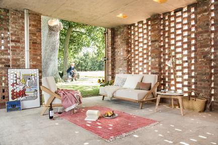Press kit   2586-01 - Press release   Award-Winning Nordic Space Furniture Collection - ellenberger - Product - Nordic Space Sofa + Chair, Design by Jannis Ellenberger - Photo credit: Alexander Fanslau, Bremen, Germany