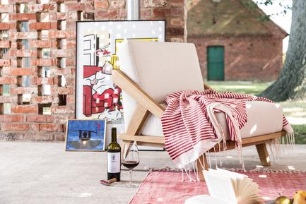 Press kit | 2586-01 - Press release | Award-Winning Nordic Space Furniture Collection - ellenberger - Product - Nordic Space Sofa + Chair, Design by Jannis Ellenberger - Photo credit: Alexander Fanslau, Bremen, Germany