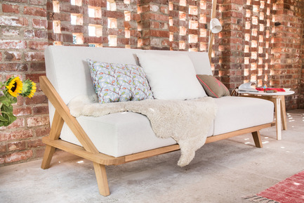 Press kit   2586-01 - Press release   Award-Winning Nordic Space Furniture Collection - ellenberger - Product - Nordic Space Sofa, Design by Jannis Ellenberger - Photo credit: Alexander Fanslau, Bremen, Germany