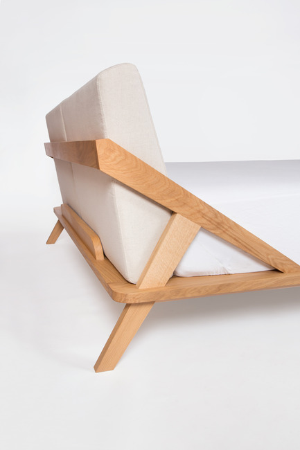 Press kit | 2586-01 - Press release | Award-Winning Nordic Space Furniture Collection - ellenberger - Product - Nordic Space Bed, Design by Jannis Ellenberger - Photo credit: Alexander Fanslau, Bremen, Germany