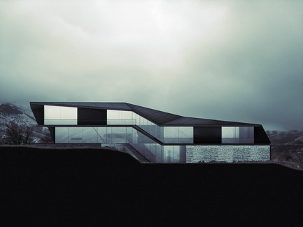 Press kit | 2255-02 - Press release | Emigration House - Steven Christensen Architecture - Residential Architecture - Photo credit: Steven Christensen Architecture