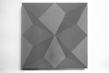 Press kit | 2459-01 - Press release | Concrete Wall Decoration Tiles - Shadow - Bentu Culture and Development Co., Ltd - Product - Geometric patterns. - Photo credit: BENTU(www.bentudesign.com)