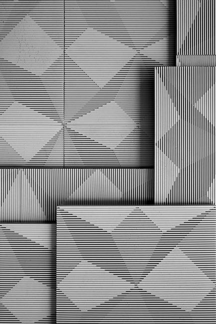 Press kit | 2459-01 - Press release | Concrete Wall Decoration Tiles - Shadow - Bentu Culture and Development Co., Ltd - Product -  Shadow, concrete tiles from BENTU  - Photo credit: BENTU(www.bentudesign.com)
