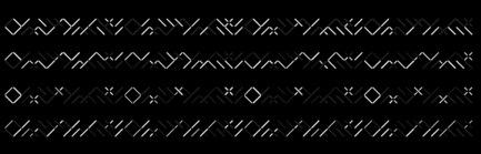 Press kit | 2366-01 - Press release | Un nouveau viaduc pour le Campus MIL de l'Université de Montréal - civiliti - Urban Design - Graphic Studies of Lighting Patterns - Photo credit: civiliti