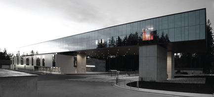 Dossier de presse | 865-26 - Communiqué de presse | Andrew King, associé principal et directeur de la conception chez Lemay, nommé fellow par l'Institut royal d'architecture du Canada - Lemay - Architecture institutionnelle -    Capilano University Bosa Centre for Film and Animation, Canadian Architects Award of Excellence - Andrew King (CannonDesign) - Crédit photo : Andrew King