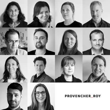 Press kit | 952-21 - Press release | Provencher_Roy annonce la nomination de nouveaux associé(e)s au sein de son groupe - Provencher_Roy - Architecture institutionnelle - Photo credit: Provencher_Roy